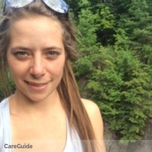 Canadian Nanny Provider Lauren Morse's Profile Picture