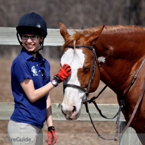 Canadian Nanny Provider Michelle Caputo's Profile Picture