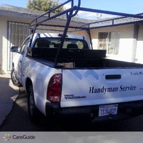 Handyman Provider Ed Uribe's Profile Picture