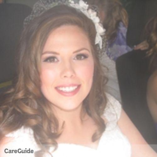 Canadian Nanny Provider Danielle Lauzon's Profile Picture