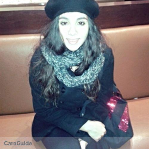 Canadian Nanny Provider Alexia Sanchez's Profile Picture