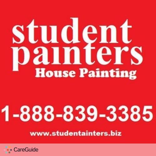 Painter Provider Sean H's Profile Picture
