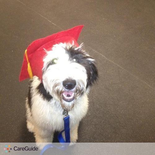 Pet Care Provider Daniela C's Profile Picture