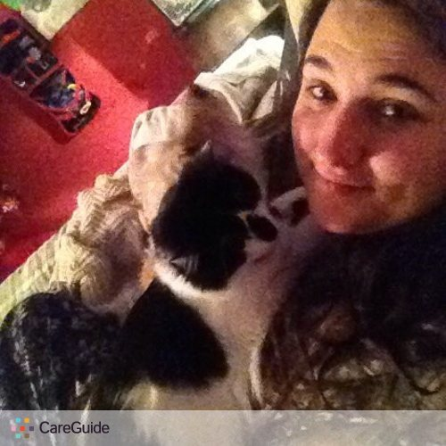 Pet Care Provider Olivia Nicholson's Profile Picture