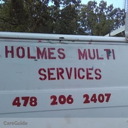 Handyman Provider Ervin Holmes's Profile Picture
