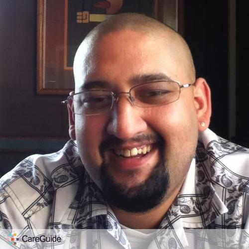 Handyman Provider Mance Alvarado's Profile Picture