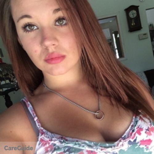 Canadian Nanny Provider Maddison Mcdougall's Profile Picture