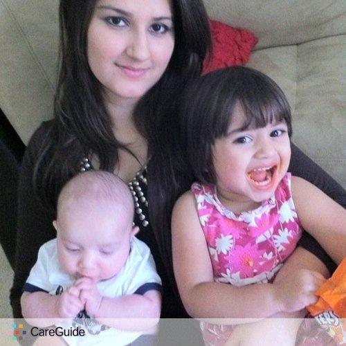 Child Care Provider Arooj Zahid's Profile Picture