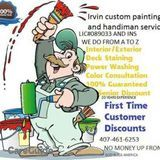 Painter in Altamonte Springs