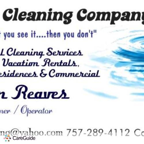 Housekeeper Provider Ann Reaves's Profile Picture