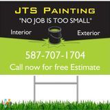 JTS Painting Services Licensed and Insured Painting Company