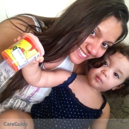 Canadian Nanny Provider Renata N's Profile Picture