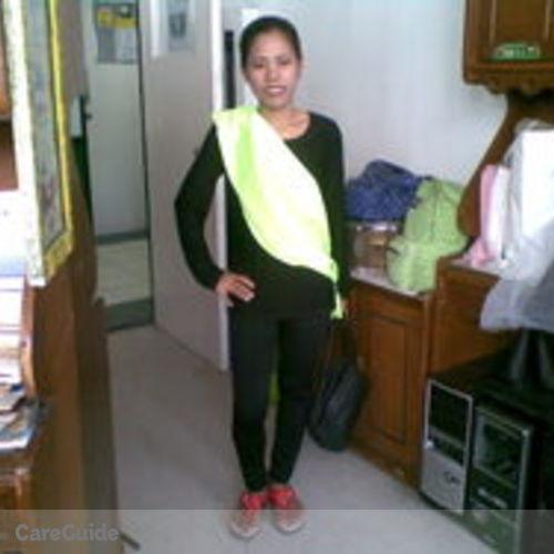 Canadian Nanny Provider Celerina Ayat's Profile Picture