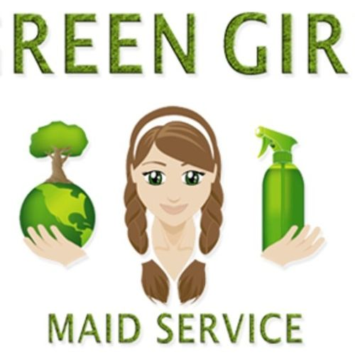 Housekeeper Job Green Girl Maid Srevice's Profile Picture