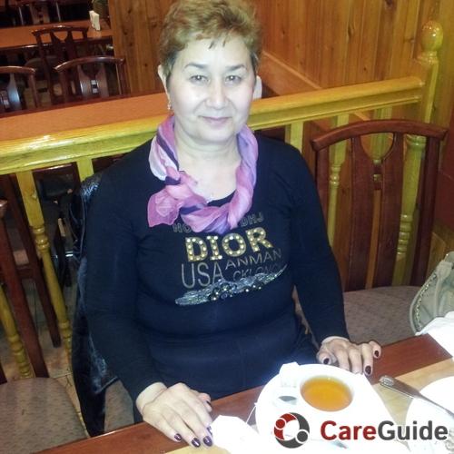 Child Care Provider Katya Karimova's Profile Picture