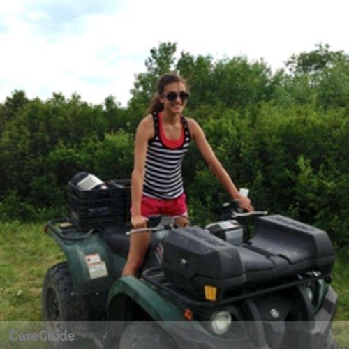 Canadian Nanny Provider Karissa Kuntz's Profile Picture