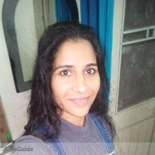 Canadian Nanny Provider Urvashi Parcha's Profile Picture