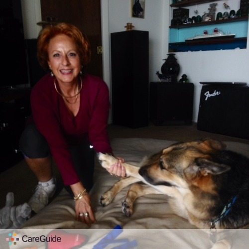 Pet Care Provider Karen Robertson's Profile Picture