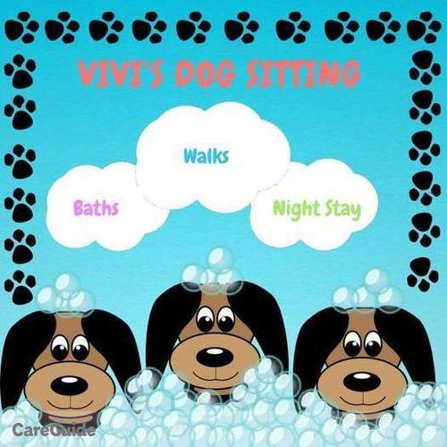 Pet Care Provider Vivi N's Profile Picture