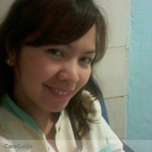 Canadian Nanny Provider Marie Flor Ortua's Profile Picture