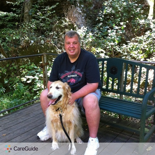 Pet Care Provider Jim Ennis's Profile Picture