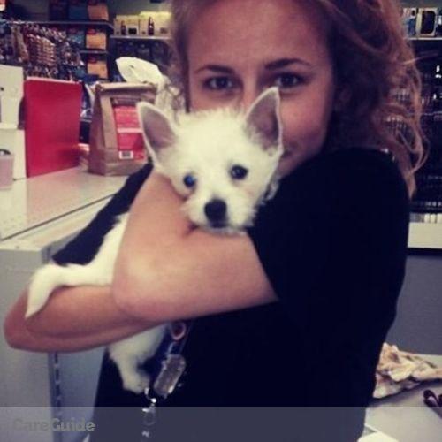 Pet Care Provider Ashley Hampton's Profile Picture