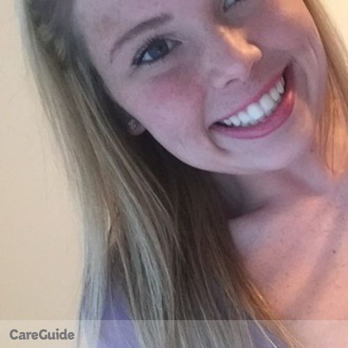 Canadian Nanny Provider Ashley G's Profile Picture
