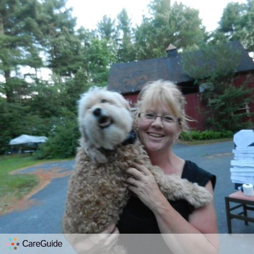 Pet Care Provider Sharon Ostiguy's Profile Picture