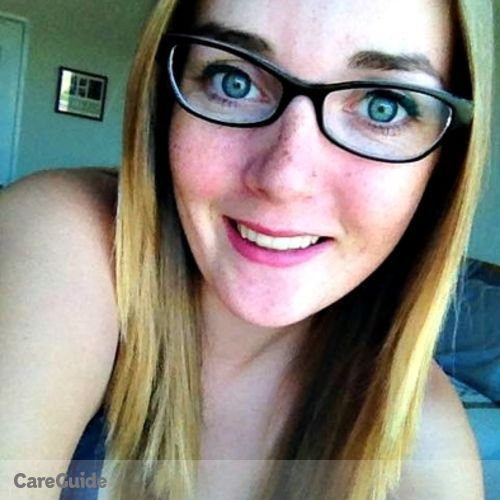 Canadian Nanny Provider Emily Brak's Profile Picture