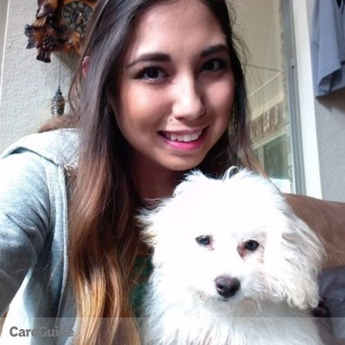Pet Care Provider Priscila Paez's Profile Picture