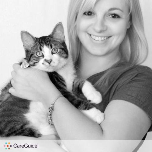 Pet Care Provider Thea V's Profile Picture