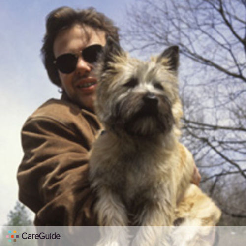 Pet Care Provider Peter S's Profile Picture