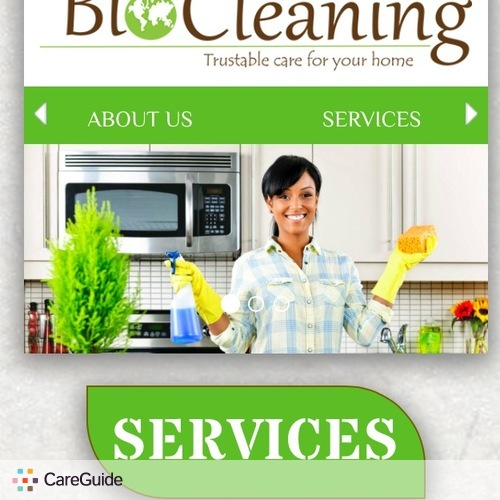 Housekeeper Provider Sara Biocleaningseattle.Com's Profile Picture