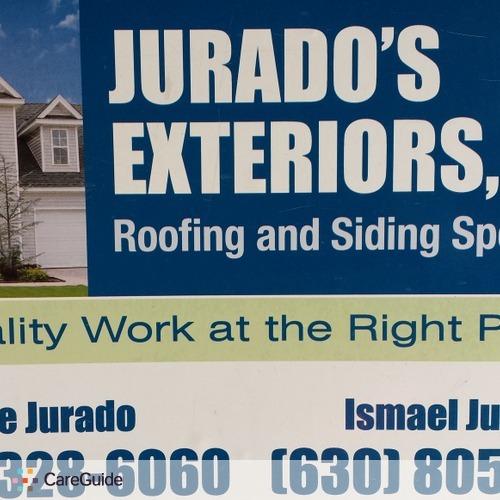 Roofer Provider Jose Jurado's Profile Picture