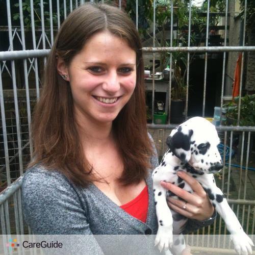 Pet Care Provider Jessica H's Profile Picture