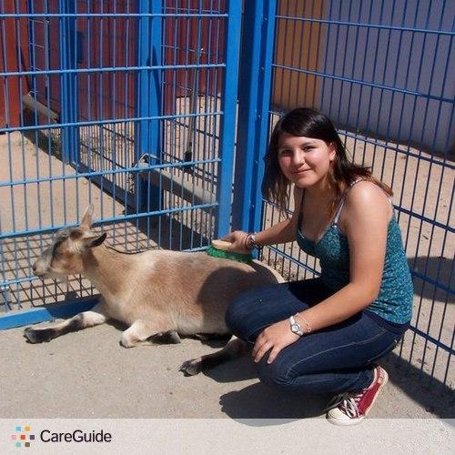 Pet Care Provider Paulina R's Profile Picture