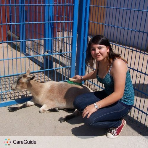 Pet Care Provider Paulina Rodriguez's Profile Picture
