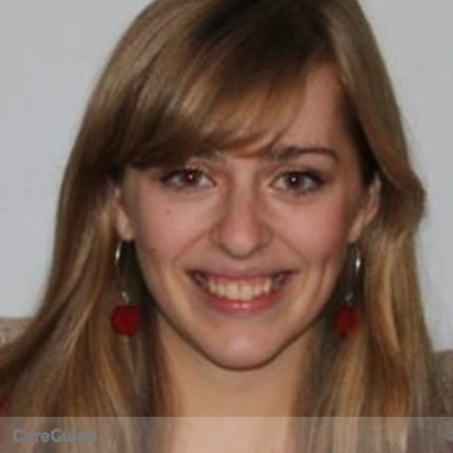Canadian Nanny Provider Charlotte Cass's Profile Picture