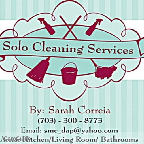 Housekeeper Provider Sarah Correia's Profile Picture