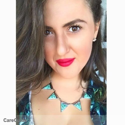Canadian Nanny Provider Rachel Knoll's Profile Picture