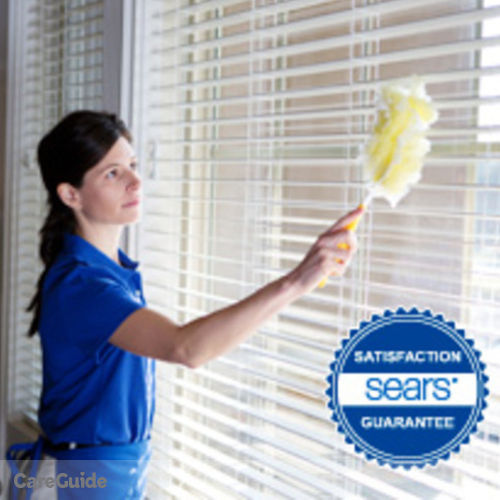 Housekeeper Provider Sears Maid Services's Profile Picture