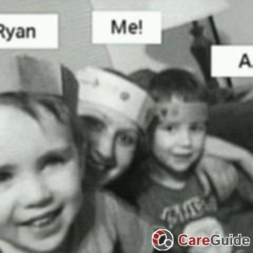 Child Care Provider kristen mercier's Profile Picture