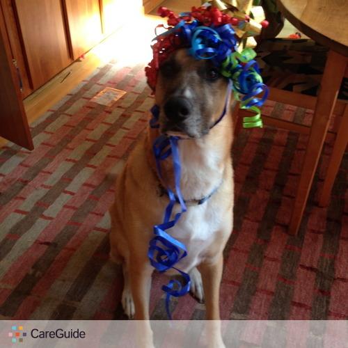 Pet Care Job Susie F's Profile Picture