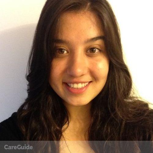 Canadian Nanny Provider Lina V's Profile Picture
