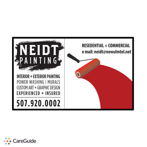 Painter Provider Neil Neidt's Profile Picture