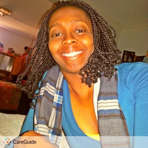 Child Care Provider Ashley G's Profile Picture