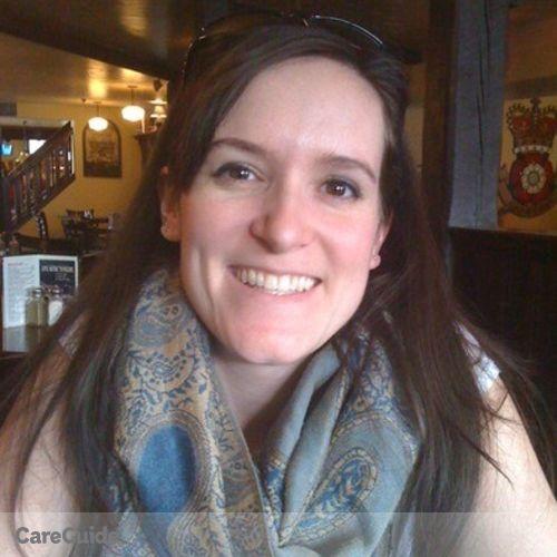 Canadian Nanny Provider Sarah Herceg's Profile Picture