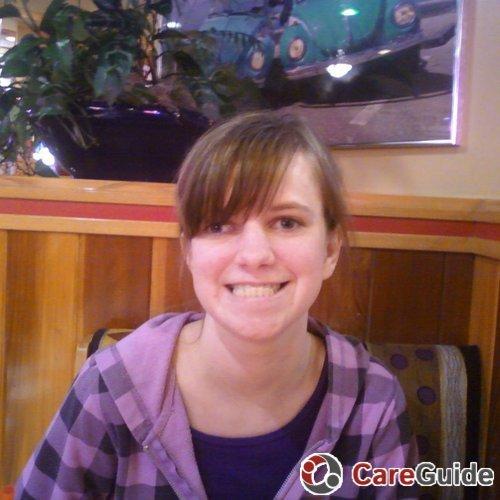 Child Care Provider Desiree Treml's Profile Picture