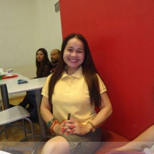 Canadian Nanny Provider Jocelyn Soldevilla's Profile Picture