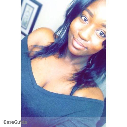 Canadian Nanny Provider Xarhia B.'s Profile Picture